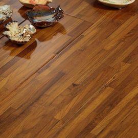 多层指接实木多层复合地板浅色生活家用地板厂家直销