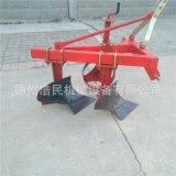 铧犁 双铧犁 悬挂式二铧犁拖拉机带两铧犁 铧式犁