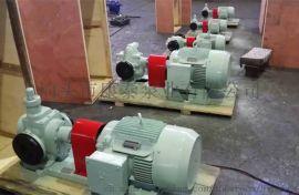 泊头康泰ycb20/0.6不锈钢圆弧齿轮泵