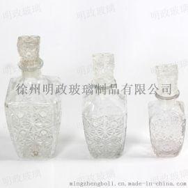 密封的玻璃瓶,药品玻璃瓶,透明玻璃瓶子,玻璃瓶模具