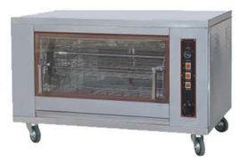 旋转式燃气烤炉(YXD-168)