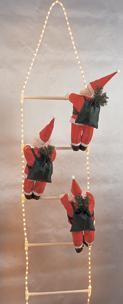 圣诞老人系列 (LMS-3*40 LIGHT PVC LADDER)