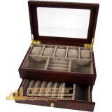 高級木製首飾盒 (JC036)