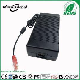 14.6V10A铁锂电池充电器 12.8V10A 日规PSE认证 14.6V10A磷酸铁锂电池充电器