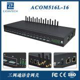 语音网关,GSM/CDMA/WCDMA全网通16路无线语音网关