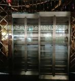 真空镀色不锈钢酒柜,定做佛山不锈钢酒柜厂家