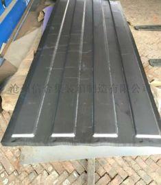 河北沧州集装箱侧板顶板定做 标准集装箱板生产厂家
