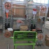 养猪场自动化设备自动上料设备节约饲料养猪料线系统