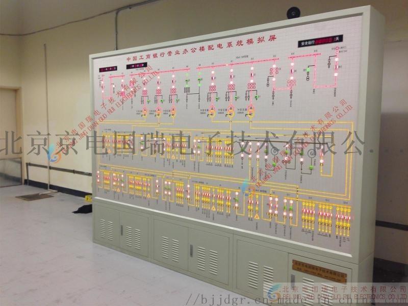 北京模拟屏厂家直销防误操作模拟屏免费配送安装