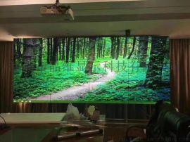 深圳拼接墙厂家麦骏提供安防监控系统液晶拼接墙