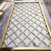 温州不锈钢屏风定制 电镀不锈钢屏风 别墅金属屏风