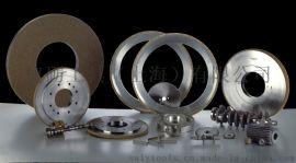 磨金属陶瓷棒料外圆磨砂轮 金刚石砂轮
