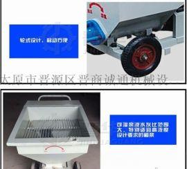 浙江南京建筑工程灌浆泵地面灌浆机价位螺杆灌浆泵