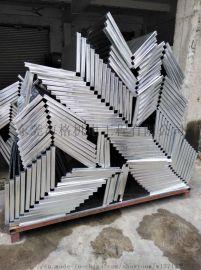 提供加工东莞市镀锌共板法兰风管加工厂