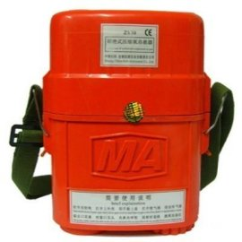 隔绝式压缩氧自救器,矿用隔绝式压缩氧自救器