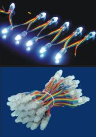 LED 12mm全彩外露灯串