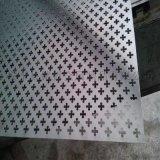 厂家供应不锈钢冲孔网镀锌卷板圆孔网洞洞隔音板