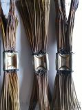 起重电机马达漆包线 加铜端子焊接不祛漆不加锡