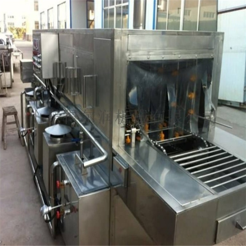 不锈钢烤盘清洗机 高压烘盘清洗机 水循环料盘清洗机