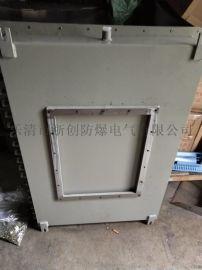 户外八回路钢板焊接防爆配电箱订做