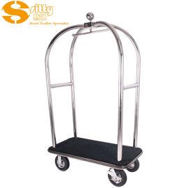 SITTY斯迪90.2021S不鏽鋼手推行李車
