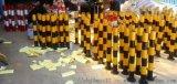 陽江塑料交通警示柱 陽江道路標誌柱警戒杆隔離柱