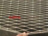 安全防护不锈钢绳编织钢丝绳网