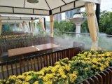 花园造雾工程景观提升健康免费设计
