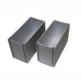 佛山|幕墙龙骨铝方通|玻璃幕墙大料|兴发铝材