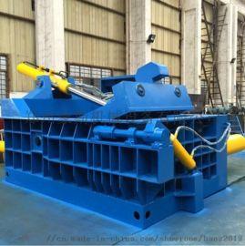 液压金属压块机铝材压块机 郑州豪斯300型压块机