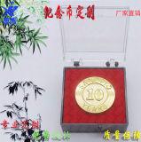 定制金属胸章 旅游合金纪念币 烤漆徽章胸徽