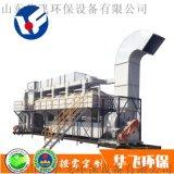 工廠噴漆印刷有機廢氣處理治理 成套設備_RCO設備