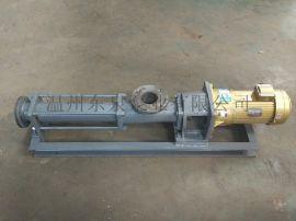 温州G型单螺杆泵厂家