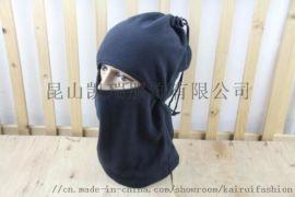 保暖面具摇粒绒两用围脖帽子