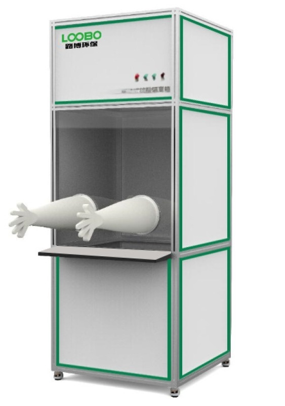 路博新品LB-3315型移動式覈酸隔離箱