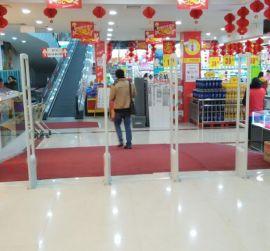 厂家直销超市防盗系统 服装店防盗器 商场防盗设备 防盗安检门E05