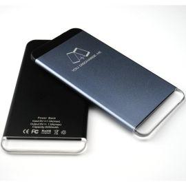 新款苹果iPhone6水晶发光移动电源加工便携超薄聚合物充电宝