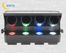 PL-83 灯光舞台灯光LED灯 4*12W扫描光束灯
