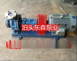 东森泵业  RY型热油泵 导热油泵 风冷式热油泵