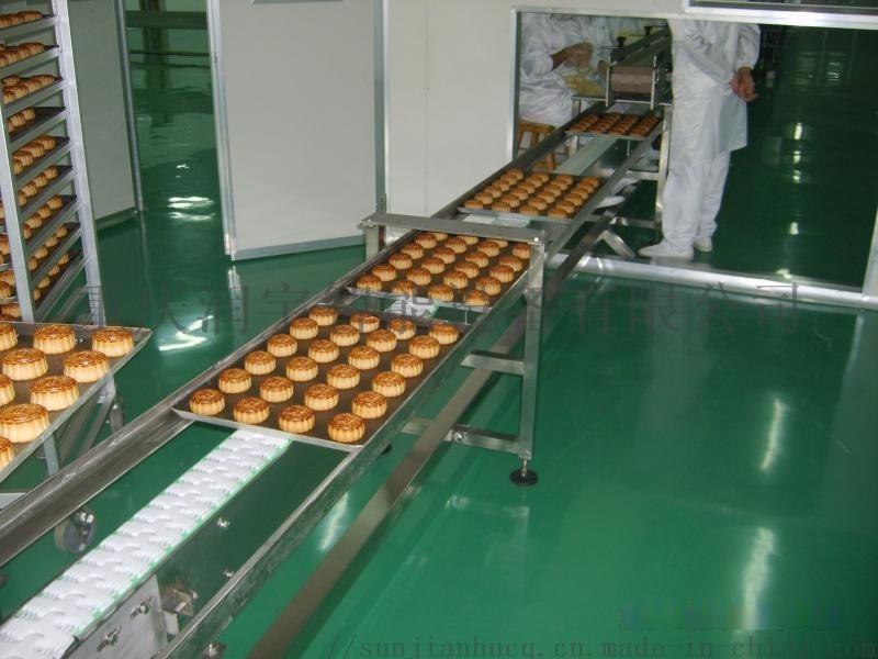 食品包装流水线,食品输送线