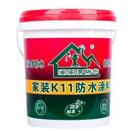 家实多家装K11防水涂料适用于厨房卫生间