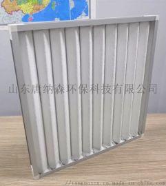 北京G4初效过滤器初效板式折叠过滤器