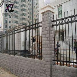 院墙防护栏杆@锌钢院墙护栏@现货锌钢护栏