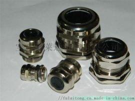 Φ12-M16*1.5(3-7))黄铜电缆封闭接头