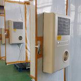 成都戶外機櫃空調半嵌入式防雨淋電控箱一體式空調