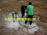 海南三亚岩石分裂机设备