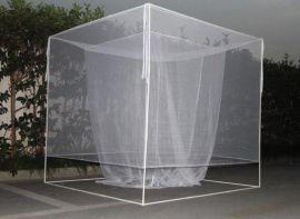 蚊帐监测双层叠帐蚊帐 人诱双重帐病媒生物