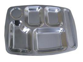 不鏽鋼餐盤(FB-J08)