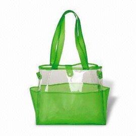 专业订制PVC旅行袋 PVC手挽袋 规格不限