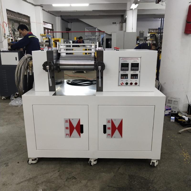 开放式炼胶机,实验型开炼机,实验二辊机